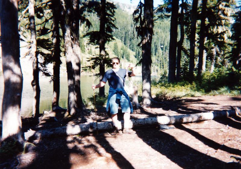 Mike Baird Hunts Lake