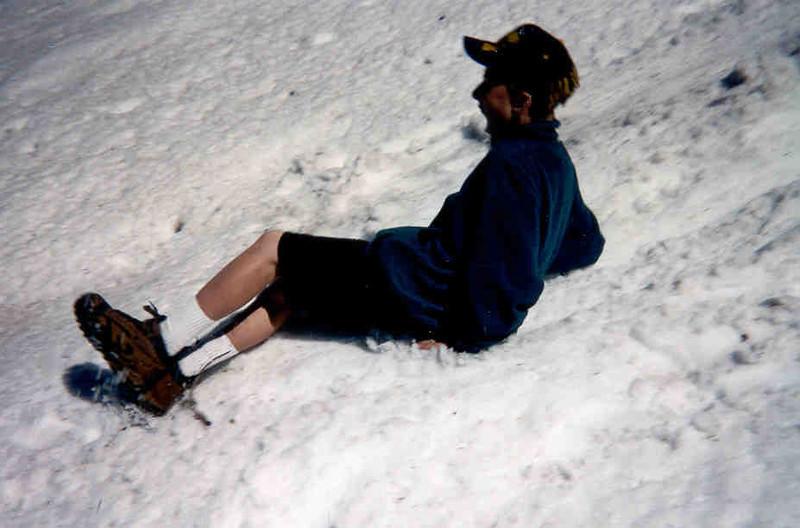 Scott Baird Hike to Hunts Lake