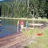 Mowich - building raft