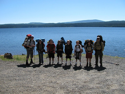 07 - Timothy Lake Backpack