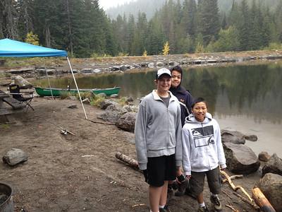 10 - Trillium Lake