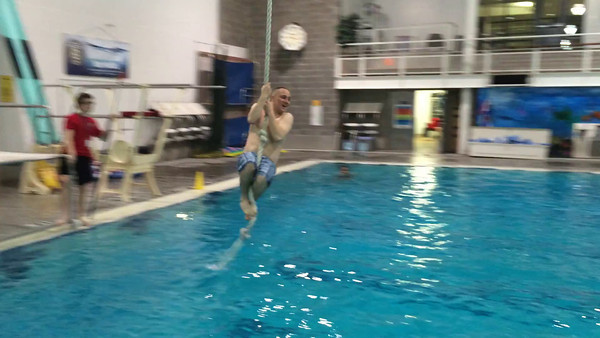 04 - Swimming