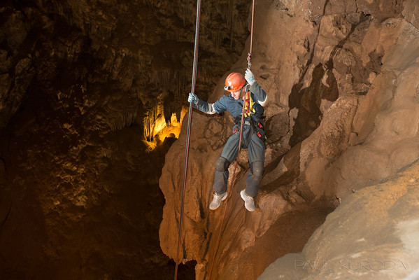 Moaning Cavern 2012