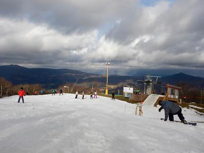 At the Peak of Sugar Mountain