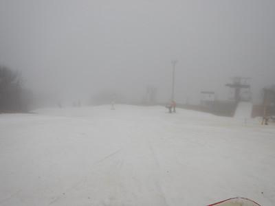 Sunday Morning Was Foggy!