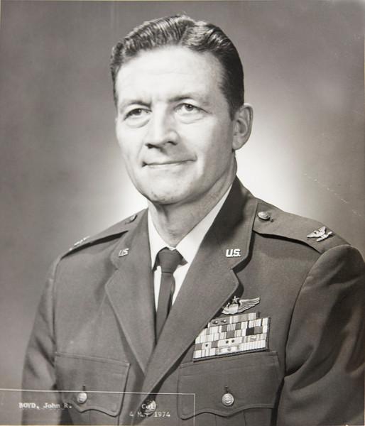 Col. John R. Boyd