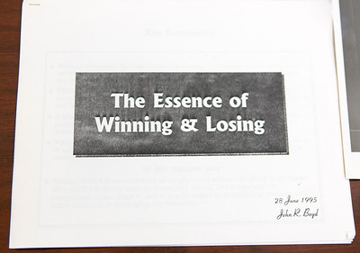 The Essence of Winning and Losing