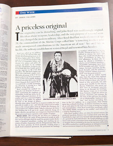 Article from U.S.News and World Report magazine.