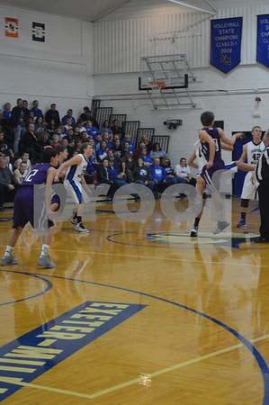 Boys Basketball 15-16