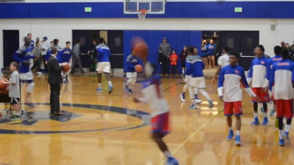 DeMatha 54 vs O'Connell 48 (1/9/2015)
