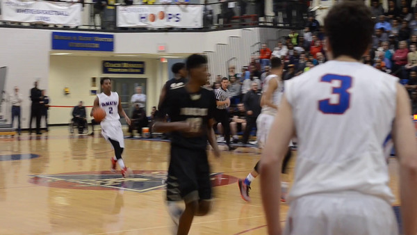 DeMatha 71, Paul VI 64 (2/8/2015)