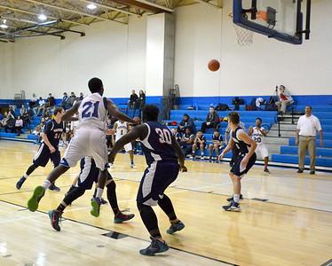 Boy's Basketball 2016