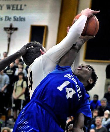 Boys' Basketball: Bishop O'Connell vs. Paul VI - Jan. 29, 2015