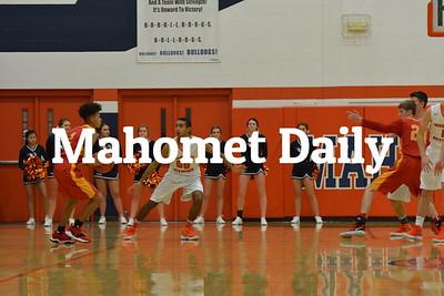 Boys Basketball vs. Charleston