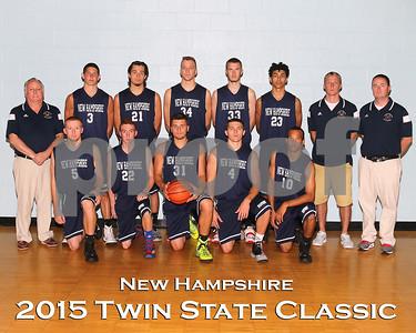 2015 Twin State Classic Vermont vs New Hamshire