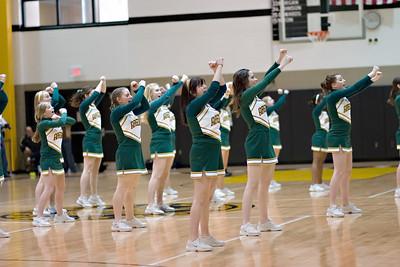 IMH Cheerleaders 1