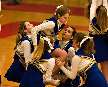 Tulp cheerleaders 2