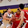 Jamesville - DeWitt vs Christian Brothers Academy - Bottar Leone Holiday Classic - Boys Basketball Dec 29, 2016