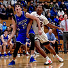 Corcoran vs Saratoga Springs - The 2019 Peppino's Invitational - Boys Basketball - Dec 7, 2019