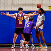 Christian Brothers Academy vs Nottingham - Basketball Scrimmage - Nov 27, 2019