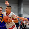 Christian Brothers Academy vs Jamesville-DeWitt - The 2019 Peppino's Invitational - Boys Basketball - Dec 6, 2019