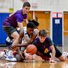 Christian Brothers Academy vs Nottingham - Basketball Scrimmage - Nov 27, 2019