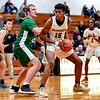 Fayetteville Manlius vs Henninger - Boys Basketball - Dec 3, 2019