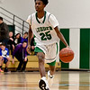 Oswego at Bishop Ludden - Boys Basketball Jan 11, 2017