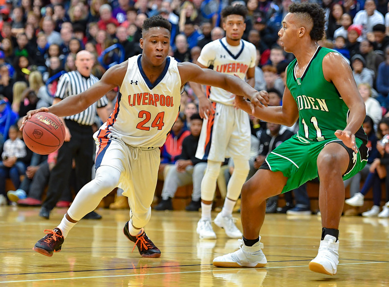 Liverpool vs Bishop Ludden - Peppino's 2016 Invitational at OCC