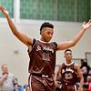 Bishop Ludden vs Christian Brothers Academy - Zebra Classic - Boys Basketball Jan 14, 2017