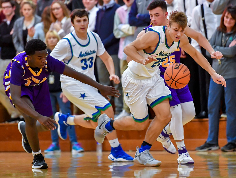 Christian Brothers Academy at Cicero-North Syracuse - Boys Basketball  - Dec 8, 2017