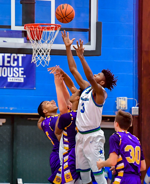 Christian Brothers Academy at Cicero-North Syracuse - Boys Basketball  - Dec 8, 2017