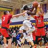 Jamesville-DeWitt vs Christian Brothers Academy (2017 Manny Leone Memorial Classic  Semifinals) - Boys Basketball  - Dec 29, 2017