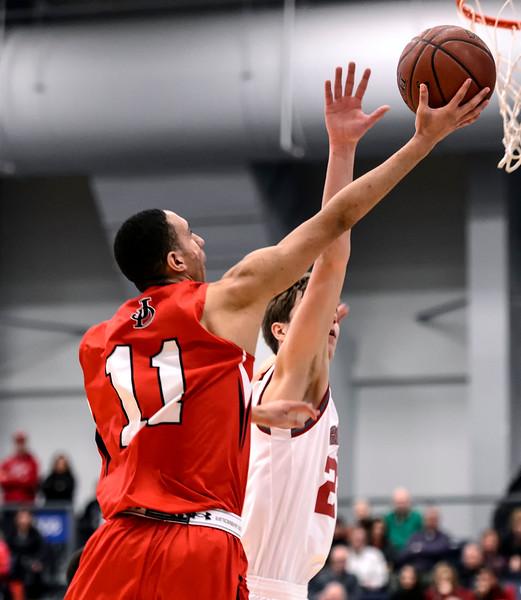 Jamesville-DeWitt vs Carthage - Section 3 semi-final - Mar 1, 2015