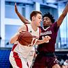 Jamesville-DeWitt (Section 3) vs Lansingburgh(Section 2)- Boys Basketball - NYSPHSAA Class A State Quarterfinals  - Mar 11, 2017