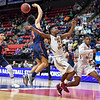 Liverpool vs Mount Vernon - Section 3 vs Section 1 NYSPHSAA Class AA State  Boys Basketball Semifinal Game - Mar 17, 2018