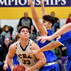 Cicero-North Syracuse vs Christian Brothers Academy - Bottar Leone Holiday Classic - Consulation Game -  Dec 30, 2016