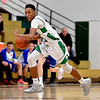 Oswego at Bishop Ludden - Boys Basketball Jan 11, 2017