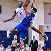 Cicero-North Syracuse at West Genesee - Section 3 Class AA Boys Basketball Round 1 - Feb 16, 2018
