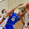 Cicero-North Syracuse at Liverpool - Boys Basketball  - Dec 22, 2017