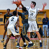 Henninger at West Genesee -  Boys Basketball  - Jan 25, 2018