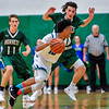 Fayetteville-Manlius at Cicero-North Syracuse - Boys Basketball  - Dec 19, 2017