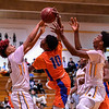 Nottingham at Henninger - Boys Basketball  - Jan 9, 2018