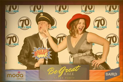 Boys & Girls Club Be Great Ball