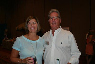 Susan and Nick Flint