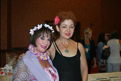 Joanne Ginsberg and Ruth Babun-Jones