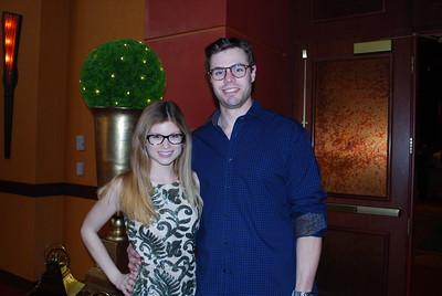 Jessica and Jonathan McNarr