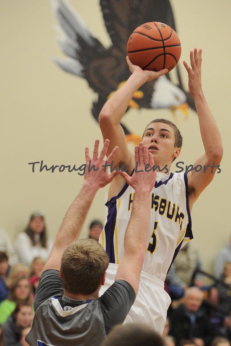 Amity vs. Harrisburg Boys HS Basketball