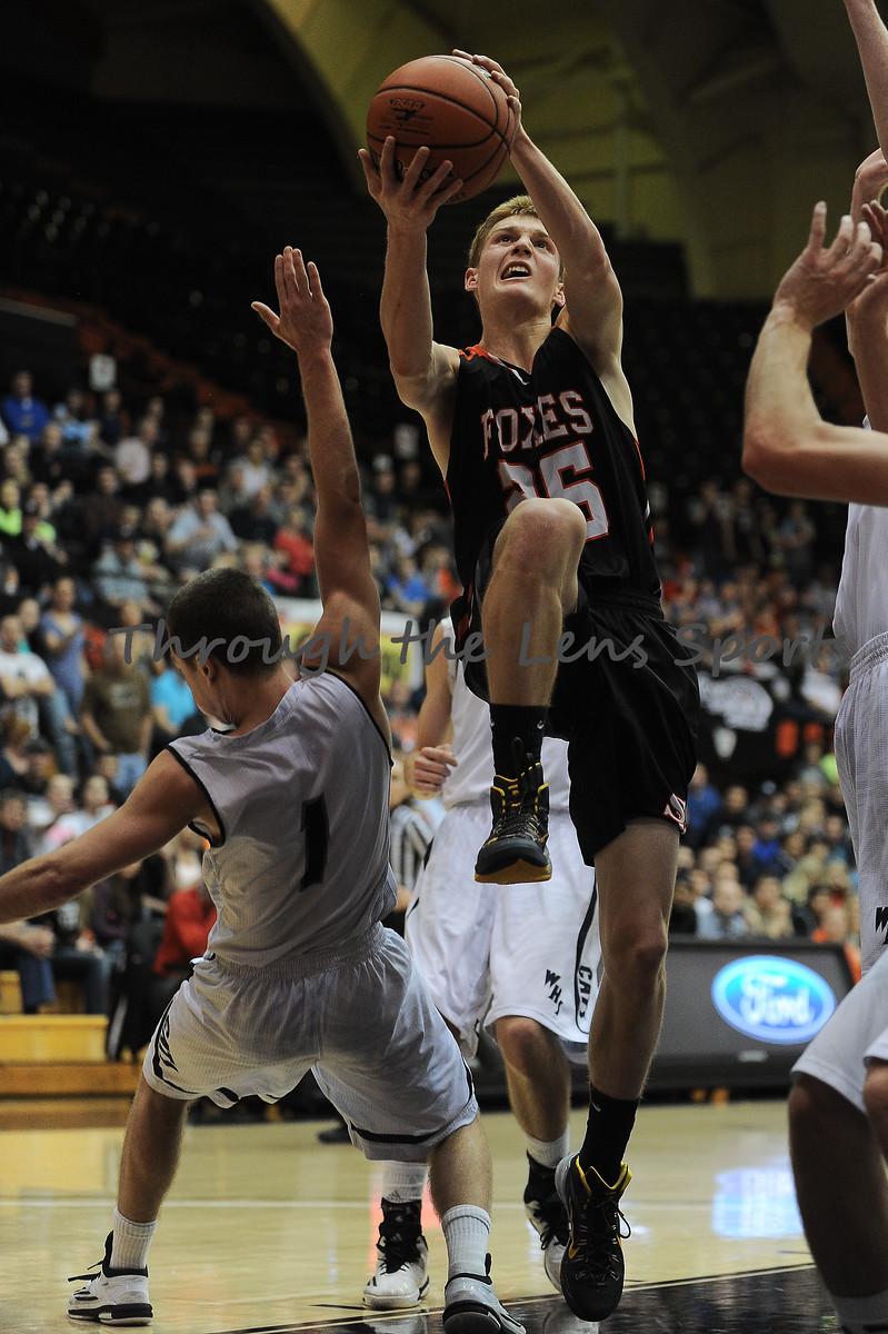 Silverton vs. Wilsonville 5A Boys Basketball State Championship