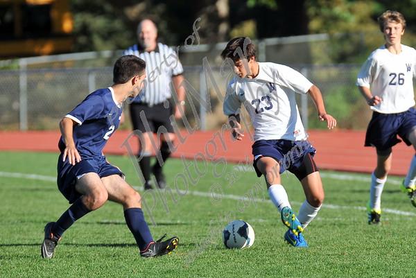 Boys High School Soccer 2015 - 2016